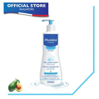 Mustela Gentle Cleansing Gel for Hair & Body 500ml [Normal Skin][Bath Time]