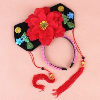 New Year's Day Christmas dance Children's Hair bands