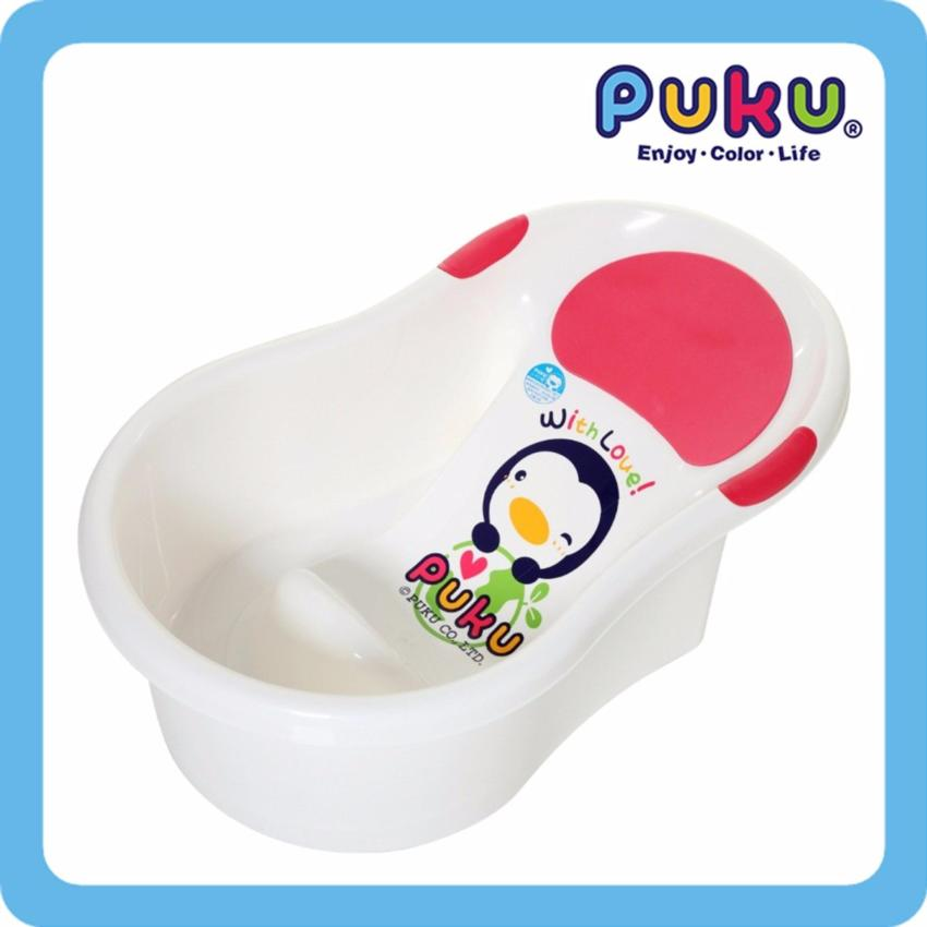 puku mini bath tub blue lazada singapore