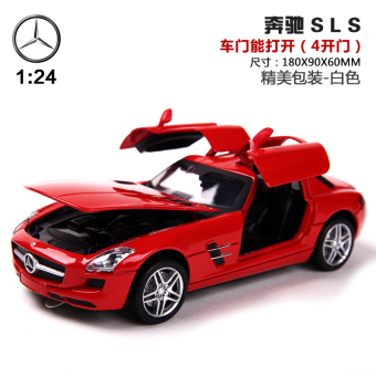 US-induced model car alloy car model