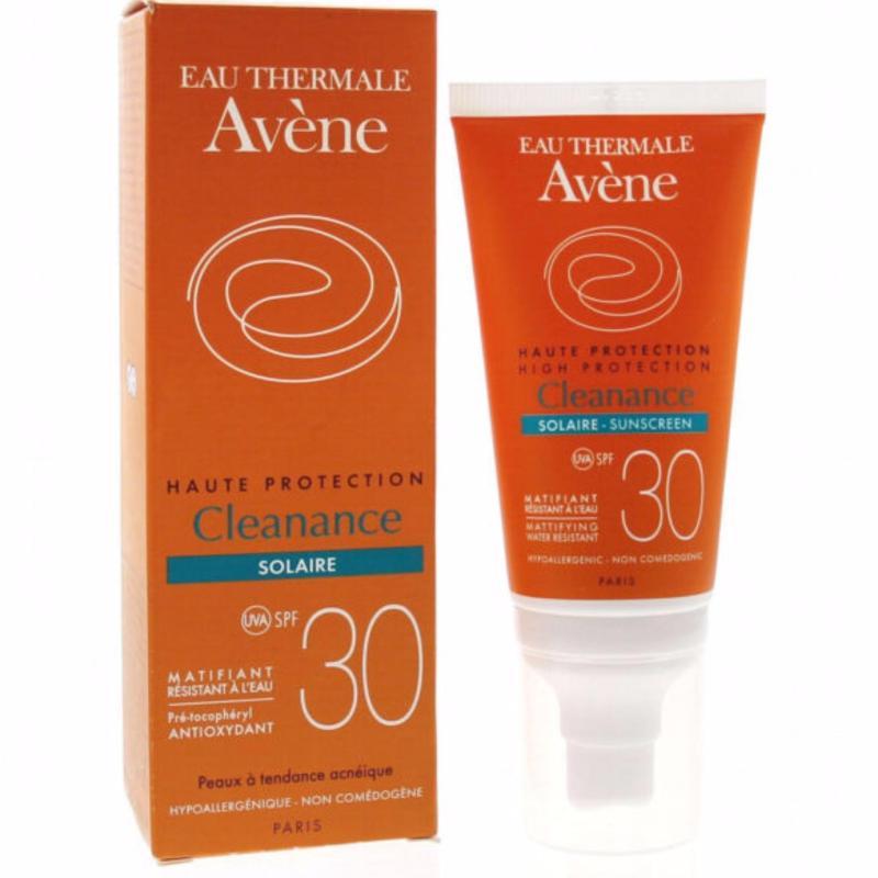 Buy Avene Cleanance Sun High Protection SPF 30 Blemish Prone Skin Singapore