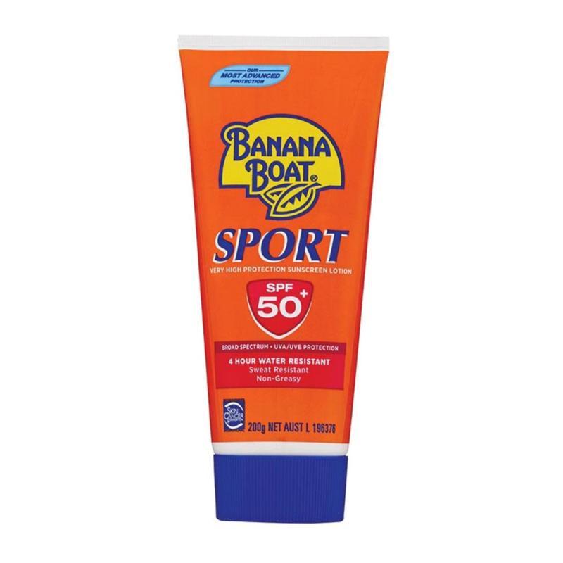 Buy Banana Boat Sport Sunscreen SPF 50+ Lotion 200g Singapore
