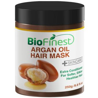 Biofinest Argan Oil Hair Mask (100% Organic) 250g