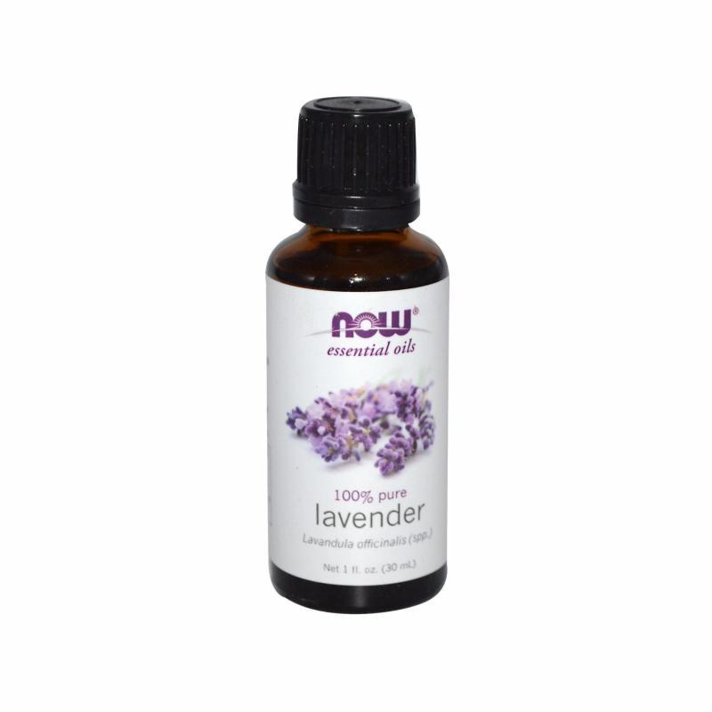 Buy Now Foods Essential Oils, Lavender, 1 fl oz (30 ml) Singapore