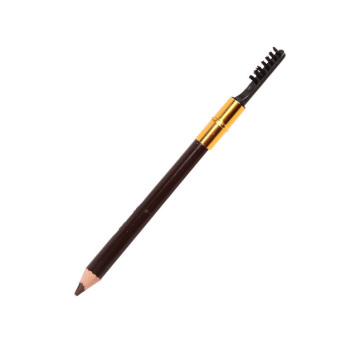 Fancyqube Eyeliner Pencil With Eyebrow Brush MU-152 (Brown)