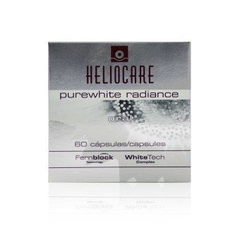 Heliocare Pure White Radiance Caps 60's