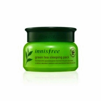 Innisfree _ Green Tea Sleeping Pack 80mL - intl
