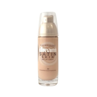 Maybelline Dream Satin B2 Skin Liquid Foundation 30ml.