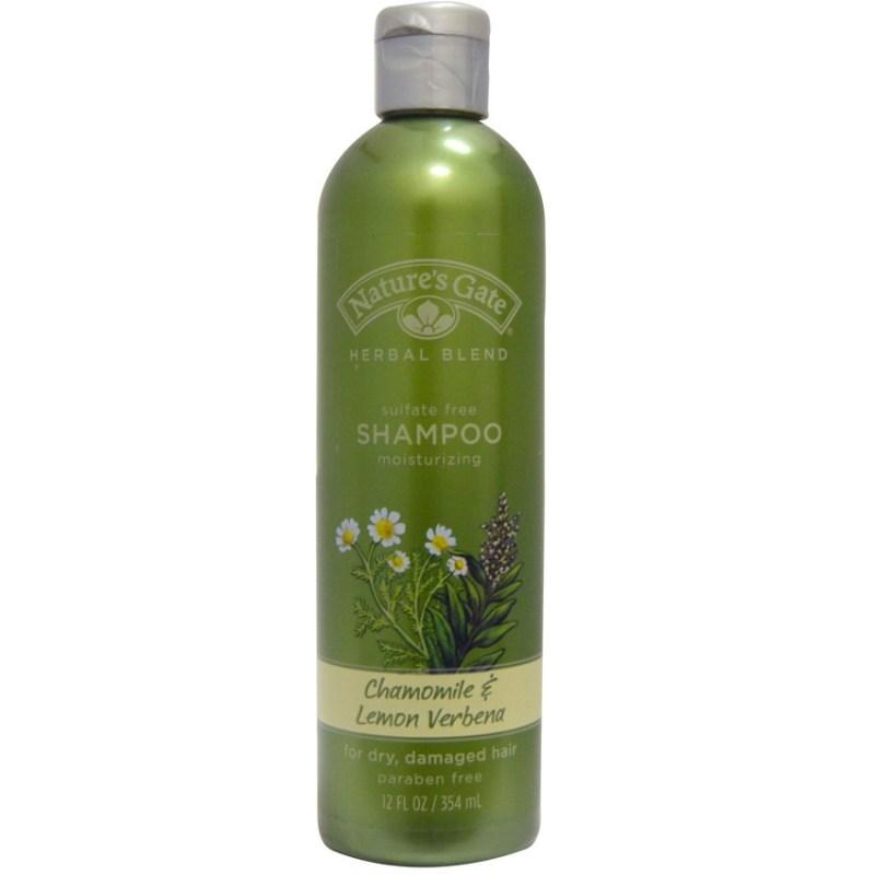 Buy Natures Gate Chamomile and Lemon Verbena Shampoo 354ml Singapore