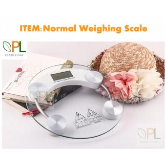 Normal Weighing Scale (Clear)