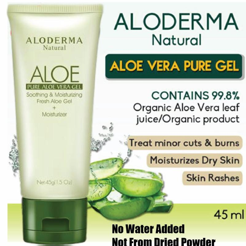 Buy Pure Aloe Vera Gel - 99% Organic Singapore