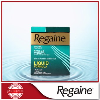 Regaine Anti Hair Thinning Regular Strength 2% Solution 60ml