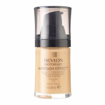 Revlon PhotoReady Airbrush Effect(TM) Makeup 004 Nude