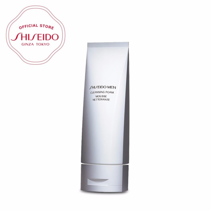 Buy Shiseido Men Cleansing Foam, 125ml Singapore
