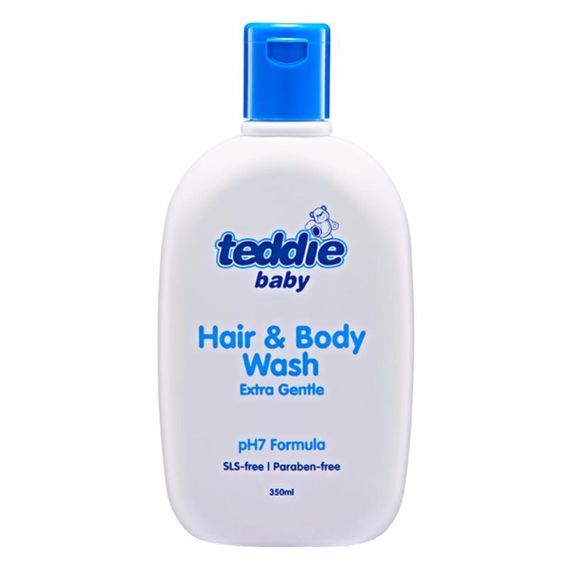 Buy Teddie® Baby Hair n Body Wash 350ml (3 bottles) Singapore