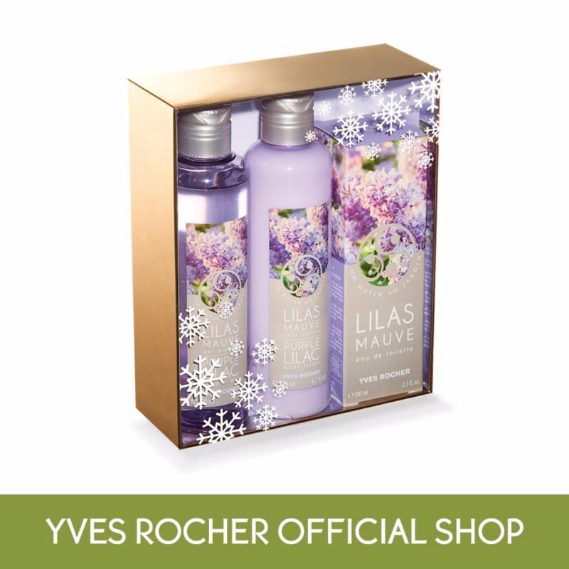 Buy Yves Rocher Purple Lilac Eau de Toilette Set (Special Price) Singapore
