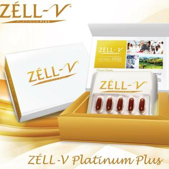 Zell-V Platinum Plus - The Most Complete Anti-ageing