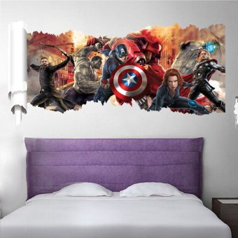 50x90cm children room bedroom living room wall stickers for home decor
