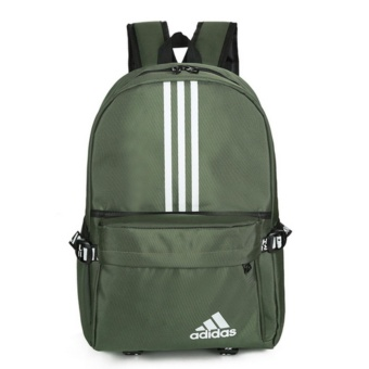 Adidas Sports Fashion Laptop Travel School Backpack Bag - intl