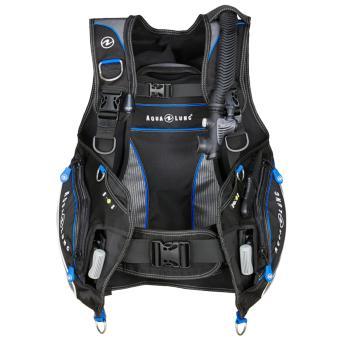 Buoyancy Compensator, Pro HD, Black/Blue XL
