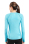 Icebreaker Merino Womens Flash LS Crewe,