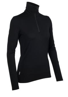 Icebreaker Merino Womens Tech Top LS Half Zip Base layer