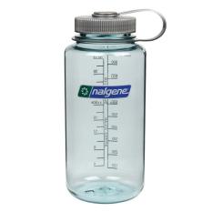 Nalgene 32oz Wide Mouth Bpa Free Water Bottle Seafoam
