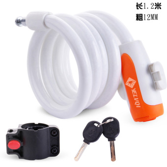 Road lock Bicycle bicycle lock mountain bike lock