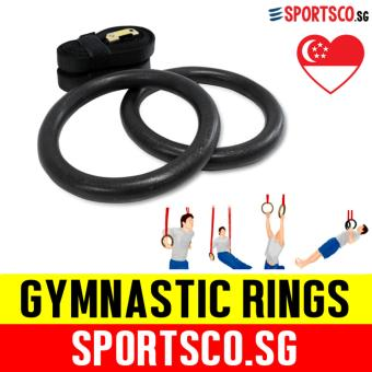 SPORTSCO Gymnastic Rings (SG)