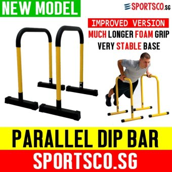 SPORTSCO Parallel Dip Bar Equalizer (SG)