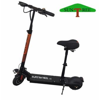 Superwheel A5 Electric Scooter, 10.4ah (include seat)