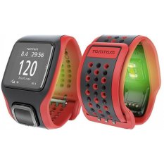 Tomtom Multi-Sport Cardio Css+am (red/black)