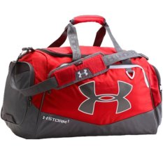 Under Armour Undeniable Small Duffle / Duffel Bag (red)