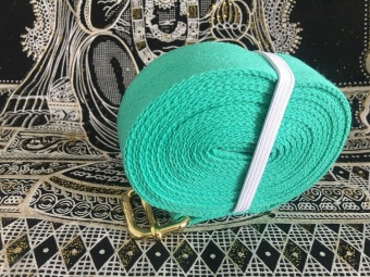 Yang Gechun cotton long yoga auxiliary yoga rope stretch
