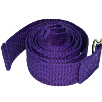 Yoga stretch with pull air cotton long lanyard