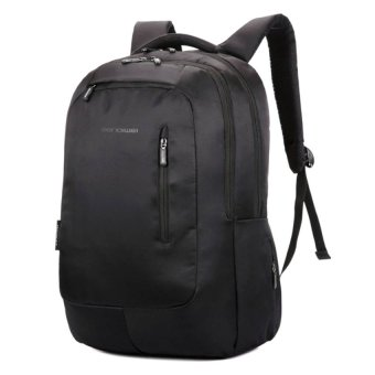 17 Inch Waterproof Laptop Bag iPad Shoulder Backpack Travel Luggage Organizer