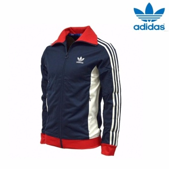 Adidas New Europa Track Top B04675 Soccer Football Training Gym Fitness Jacket - intl