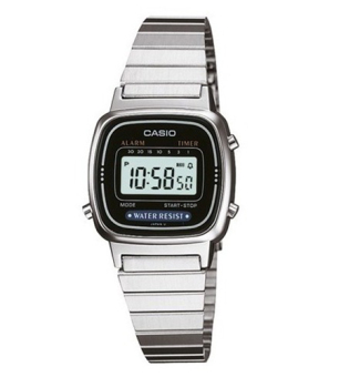 Casio Digital Watch LA670WA-1D