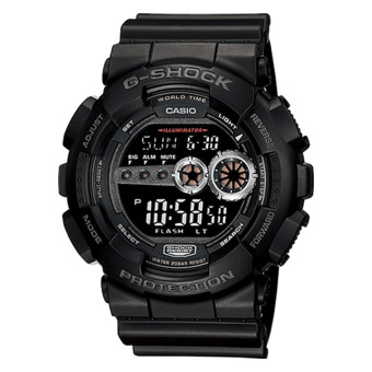 Casio G-Shock Extra Large Series Watch GD100-1B