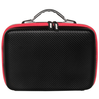 DJI large Jiang Xiao spark portable Portable Bag no one machine aerial safety protective Box Accessories multifunction storage bag (Big Xinjiang Xiao spark Portable Bag (Red Edge))