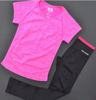 Female yoga clothes fitness clothing (Package 7)