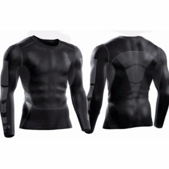 Hypervent Pro Combat Compression Tights Long Top
