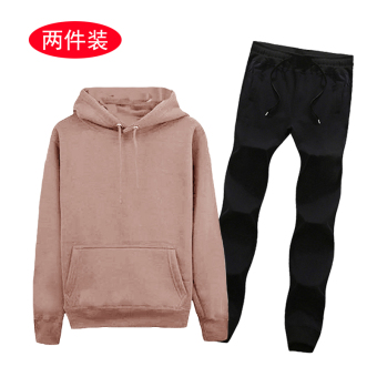 Korean-style Spring and Autumn New style men's long pants (Casual + sweatpants)