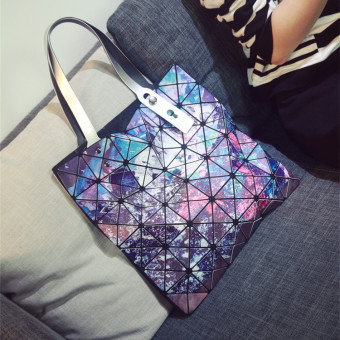 Laser bag New style handbag (Star pattern)
