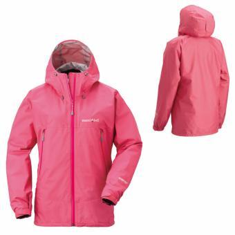MontBell Rain Dancer Jacket Women Como (Pink)