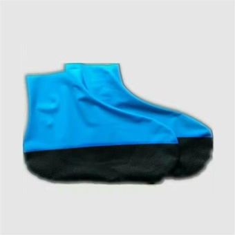 New Durable Water-proof Anti-skidding Rain Boots Shoes Covers M -intl