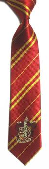 New Fashion Potter Harry Badge College Tie- Red - intl