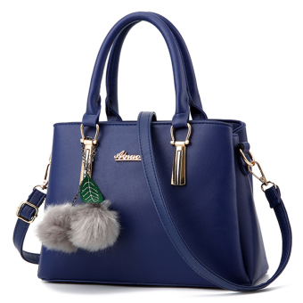 New style Korean-style women's bag (Sapphire Blue) (Sapphire Blue)