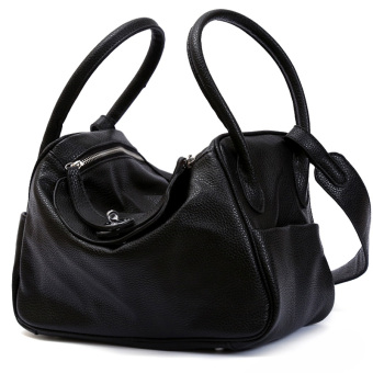 Paoers free New style women's bag (Large black)