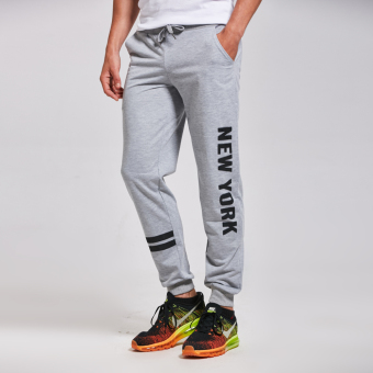 Stitch Mens New York Joggers (Grey)